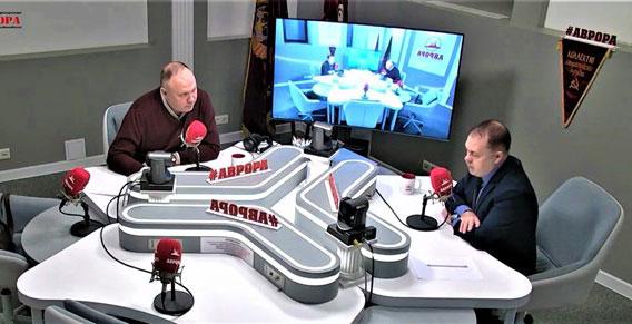 Chương trình bình luận trên kênh truyền hình Rạng Đông
