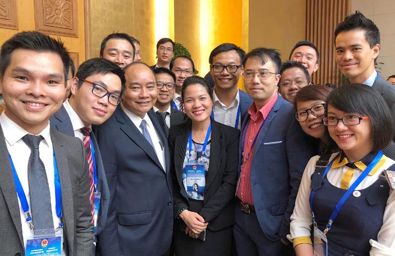 Tiến sĩ Võ Cẩm Quy: Người con đất Phú làm rạng danh Việt Nam ở nước ngoài