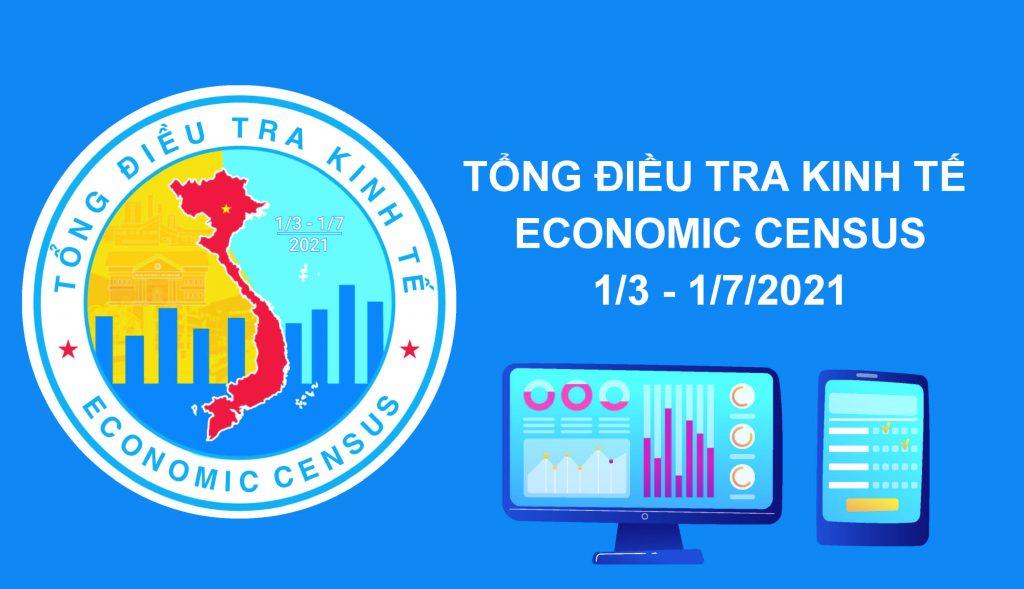 Từ hôm nay, bắt đầu tổng điều tra kinh tế năm 2021