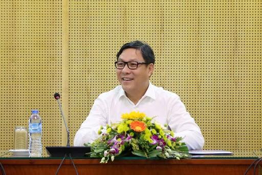 Ông Đặng Huy Đông - Viện trưởng Viện Quy hoạch và Phát triển  LHHVN