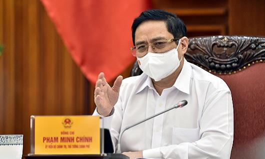 hủ tướng Phạm Minh Chính nhấn mạnh vai trò dẫn dắt của KH&CN; phải thiết kế cơ chế, chính sách nhằm thúc đẩy đổi mới sáng tạo để hàng trăm nghìn doanh nghiệp, cả xã hội vào cuộc, đưa khoa học