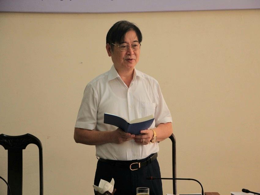 Chủ tịch Liên hiệp Hội Việt Nam Phan Xuân Dũng