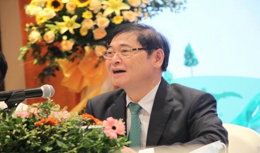 TSKH Phan Xuân Dũng – Chủ tịch Liên hiệp các Hội Khoa học và Kỹ thuật Việt Nam