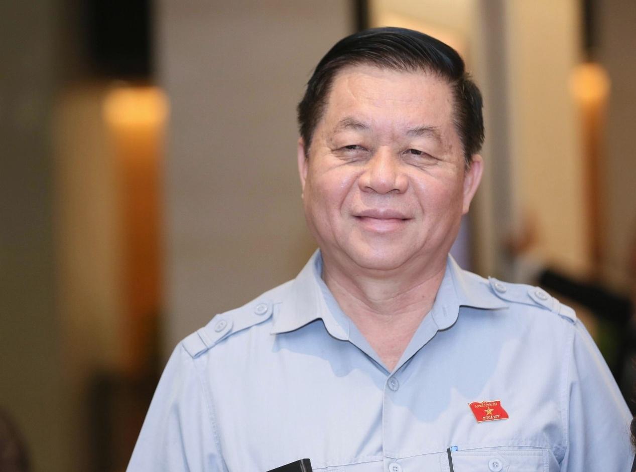 Đồng chí Nguyễn Trọng Nghĩa, Bí thư Trung ương Đảng, Trưởng ban Tuyên giáo Trung ương. Ảnh: Quang Phúc