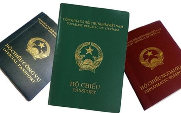 Các mẫu hộ chiếu hiện nay. (Nguồn: cand.com.vn)