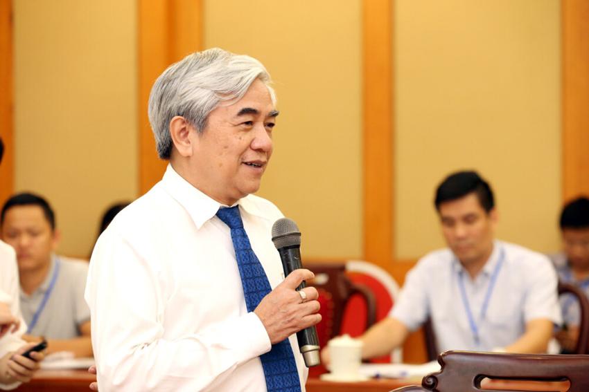 TS Nguyễn Quân – Chủ tịch Hội Tự động hóa Việt Nam